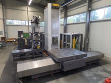 used CNC Horizontal Boring- and Milling Machine FPT CASTEL RED
