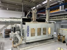 used 5-axis simultaneous compact portal milling machine FOOKE ENDURA 704 LINEAR