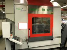 used 5-axis machining centre MATEC 30 HV/K with HEIDENHAIN iTNC 530