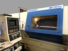 used CNC Lathe BOEHRINGER VDF 250 Cm is suitable for turning of chuck parts