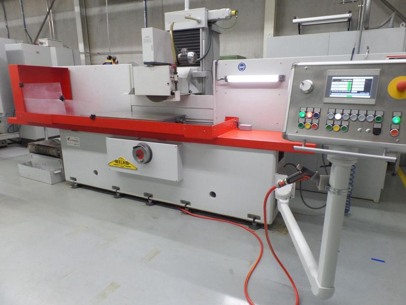 total view on Precision Surface Grinding Machine ELB SWBDE 012 EASYTOUCH-PLC