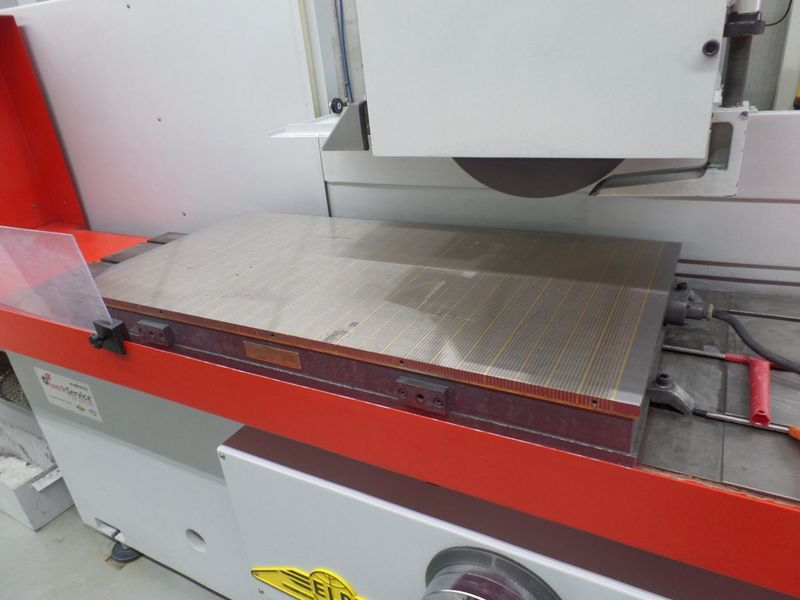 table Precision Surface Grinding Machine ELB SWBDE 012 EASYTOUCH-PLC