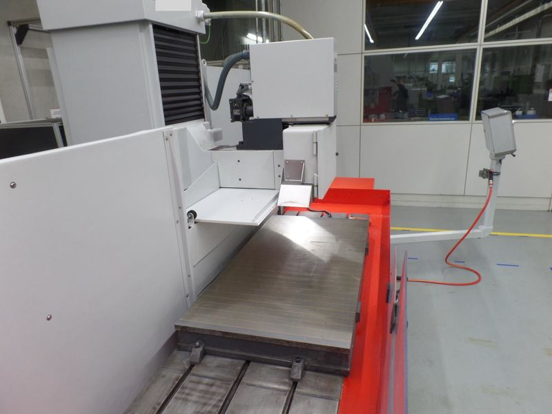 Precision Surface Grinding Machine ELB SWBDE 012 EASYTOUCH-PLC