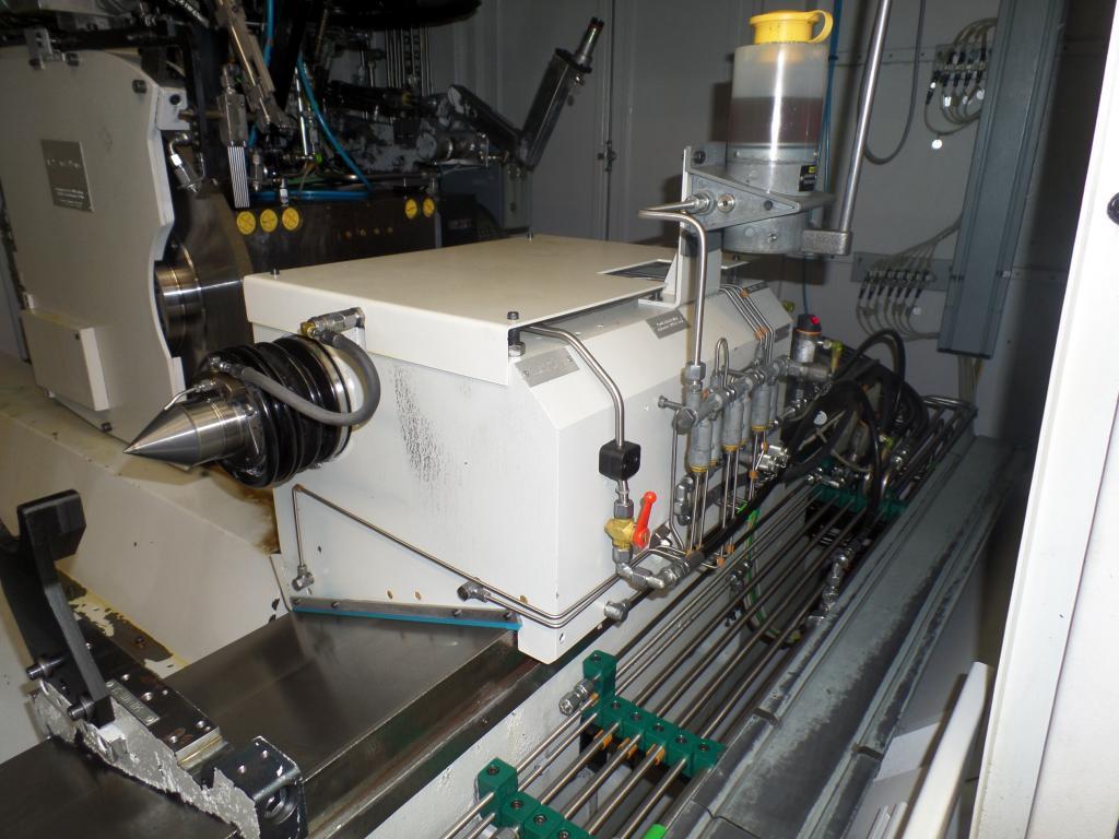 cnc crankshaft machine