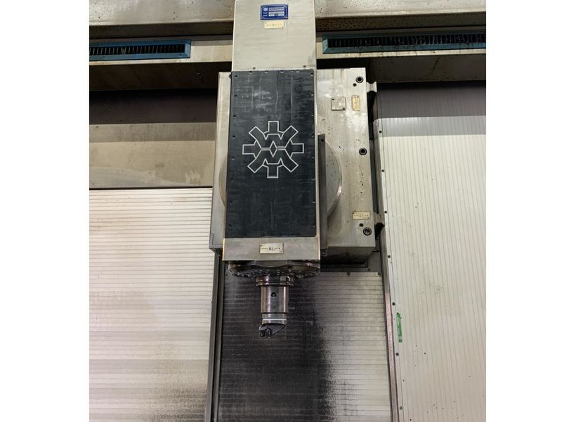 Turning Milling Unit Multi Product Machining Centre WEINGAERTNER MPMC 1200S-8000