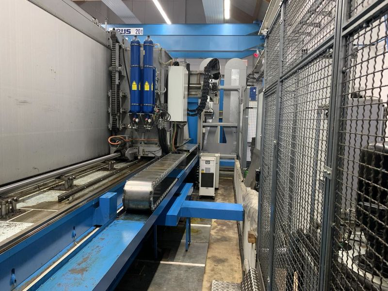 Multi Product Machining Centre WEINGAERTNER MPMC 1200S-8000