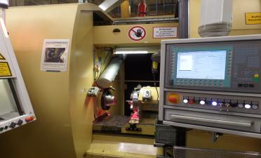 friction welding machine kuka rs 12