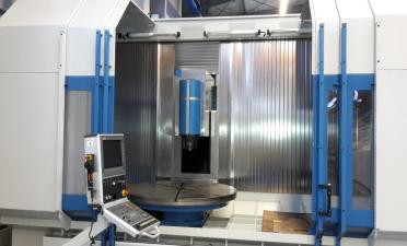 Modernised 5-Axis Machining Centre AXA VHC 3-XTS